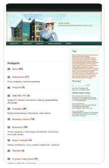 Zrzut ekranu katalogu stron http://www.strefa-polska.pl
