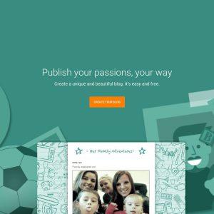 Blogger – automatyczna publikacja wpisów na blogerze za pomocą DonLinkage